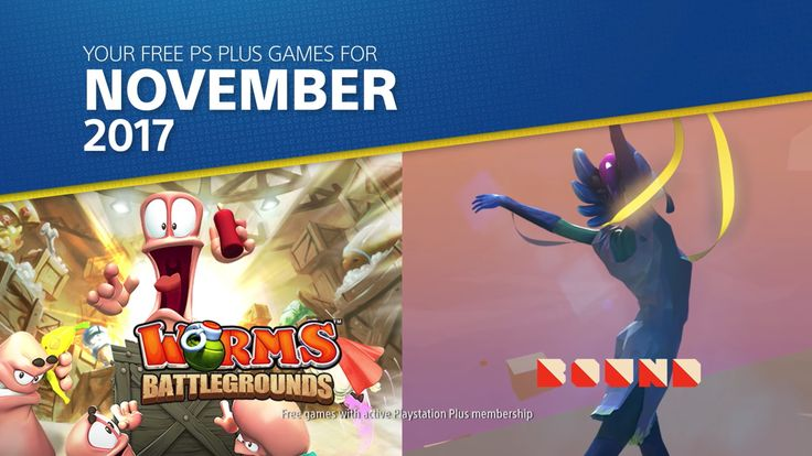 Sony unveils November's PlayStation Plus goodies