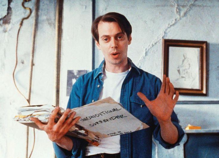IN THE SOUP, Steve Buscemi, 1992 | Essential Film Stars, Steve Buscemi http://gay-themed-films.com/film-stars-steve-buscemi/