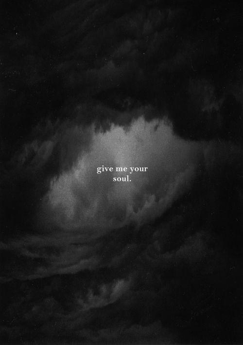 schwarzi graui || quotes/text || give me your soul || dunkel dunkeli dark liebe … – αєѕтнєтι¢