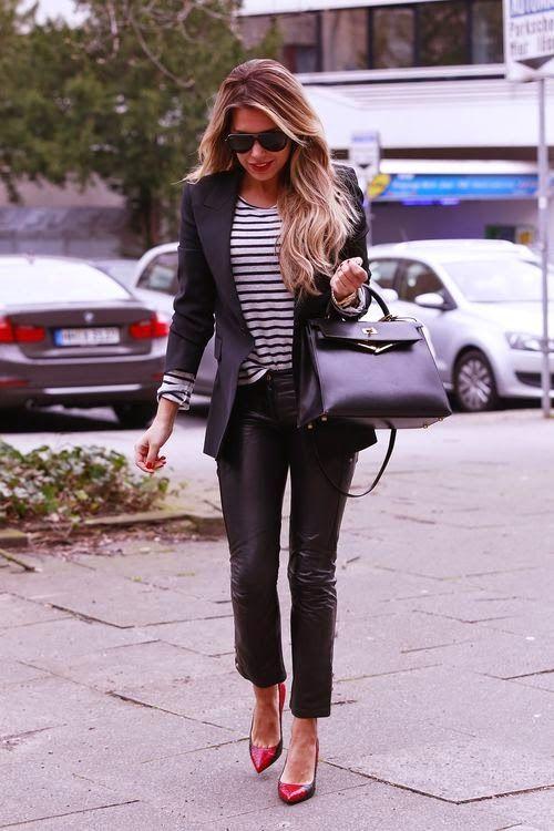 Sylvie Meis style
