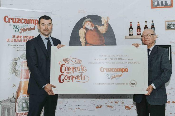 Heineken dona a la ONG Banco de Alimentos 11.000 kilos de comida      Heineken España ha donado 11.100 kilos de comida no perecedera a la ONG Banco de Alimentos, que ha obtenido por su campaña de Navidad. http://www.efeempresas.com/noticia/heineken-dona-la-ong-banco-de-alimentos-11-000-kilos-de-comida/?utm_campaign=crowdfire&utm_content=crowdfire&utm_medium=social&utm_source=pinterest