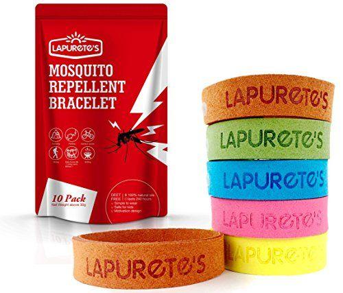 Lapurete's ®10 pack Mosquito Repellent Bracelet Deet Free... https://www.amazon.co.uk/dp/B01M0VI4MX/ref=cm_sw_r_pi_dp_x_TBpzybHDBTRFB