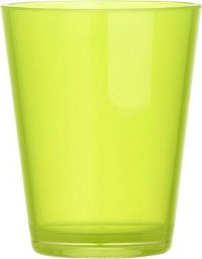 Pop Acrylic Drink Glass modern everyday glassware