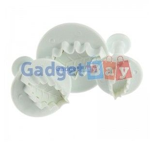 Sugarcraft Cutter Decorating Plunger Mold Cake Mould