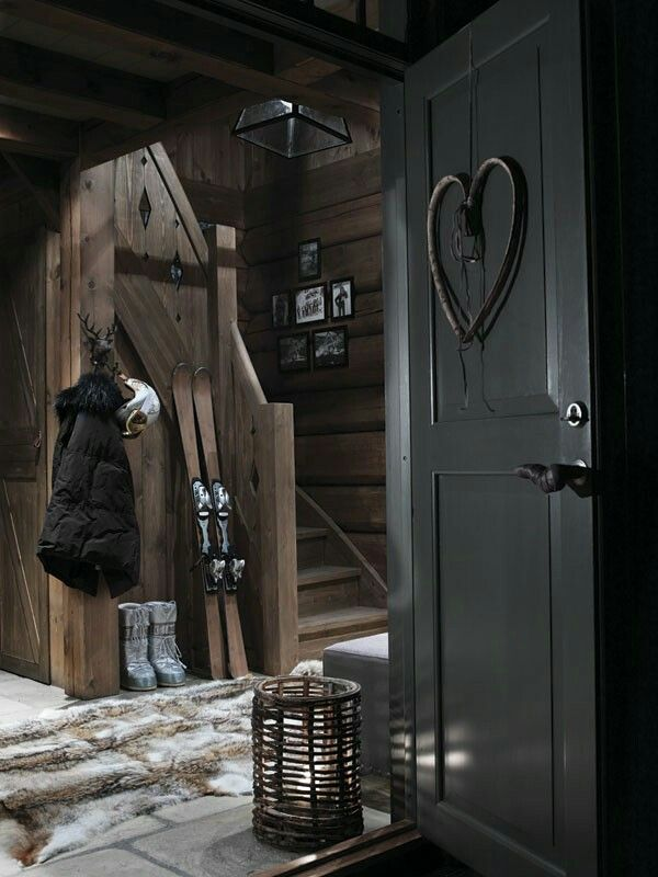 17 best images about chalets en haute savoie on pinterest for Chalet m bel pinie