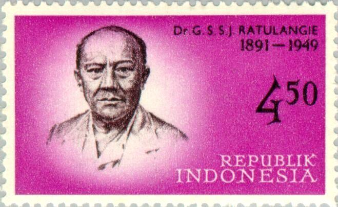 Sam Ratulangi 1962 Indonesia stamp.jpg