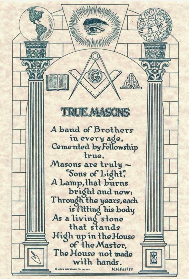 605 best Massonica images on Pinterest | Freemasonry ...