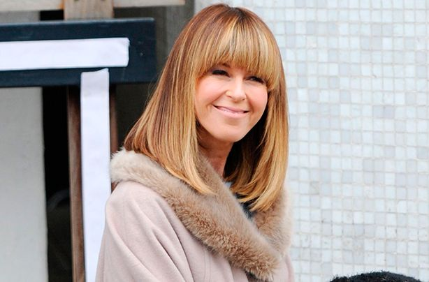 Best hairstyles for your age - Kate Garraway (46)