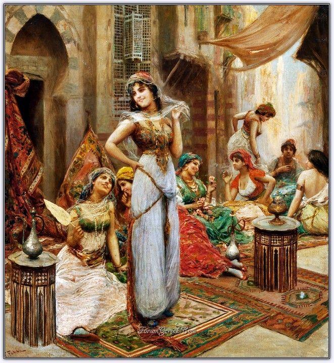 Fabio Fabbi (1861 - 1906) | İtalyan Ressam - Forum Gerçek