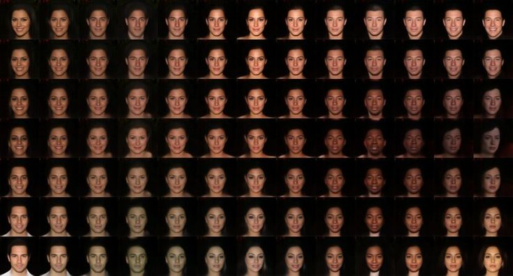 Tom White – Neural Facegrids