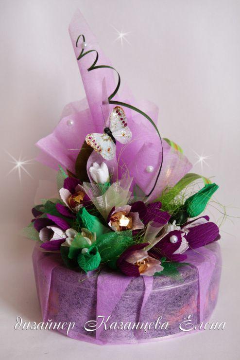 Gallery.ru / Foto # 7 - chocolates, regalo, regalo de la decoración - kazantceva