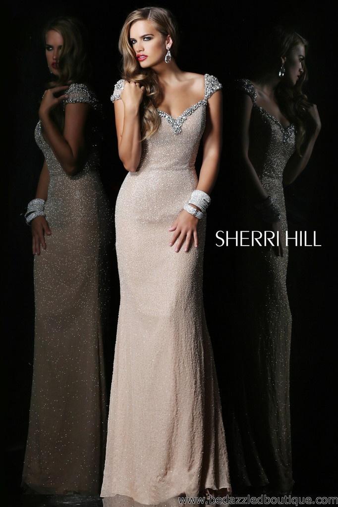 1050 Sherri Hill 1541 Renewal Of Vowsweddings Pinterest Prom
