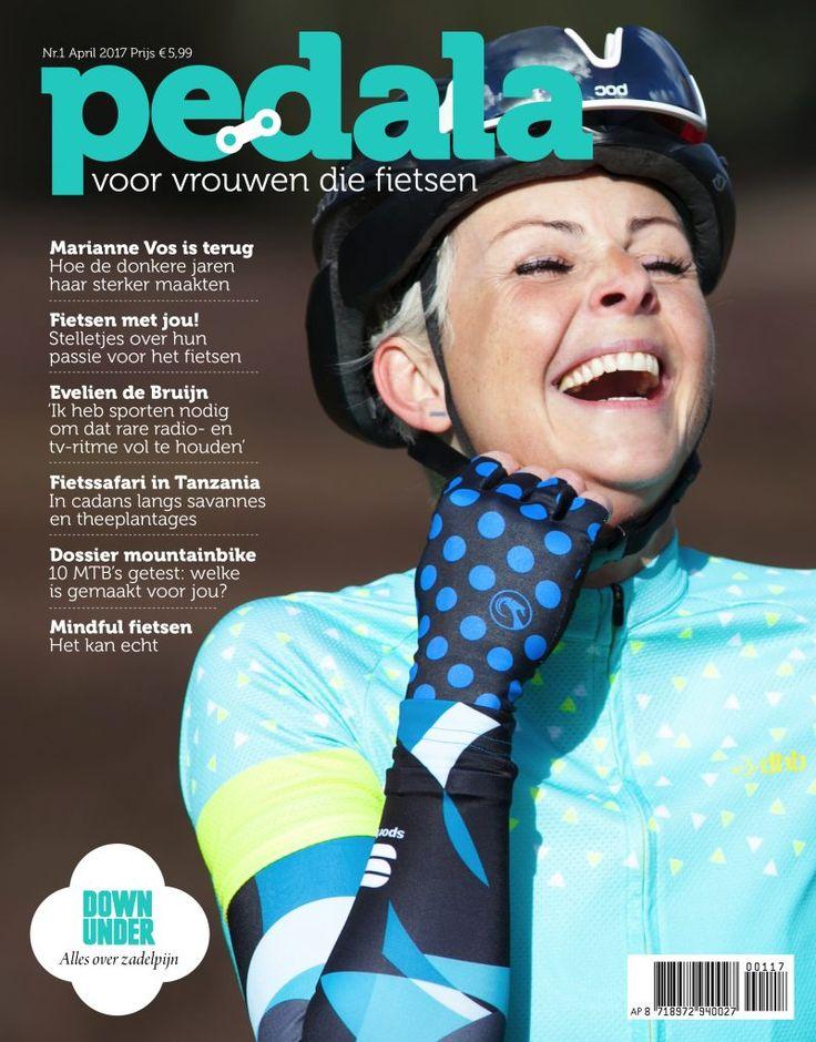 Hét platform voor vrouwen die fietsen en vrouwen die willen fietsen