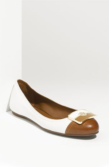Tory Burch 'Colette' Ballet Flat available at #Nordstrom