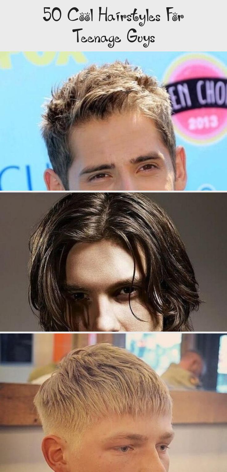 37+ Cool hairstyles for guys trends