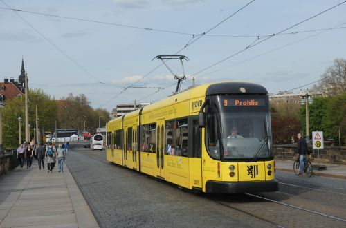 DVB to operate Dresden trams until 2040