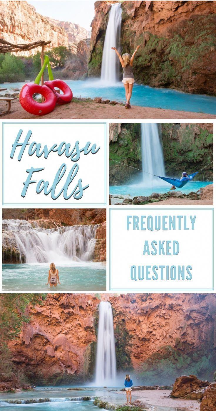 Pin By Kim Long On Trips In 2020 Havasu Falls Havasu Falls Hike Havasu Falls Arizona