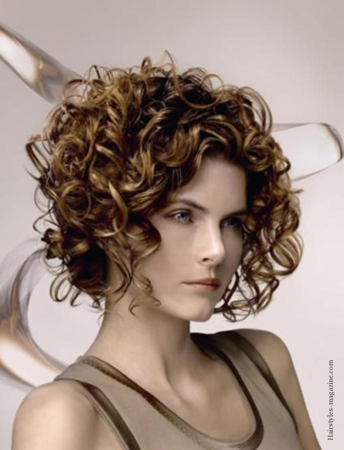 A Line Hairstyles For Curly Hair Hair Color Ideas And Styles For 2018
