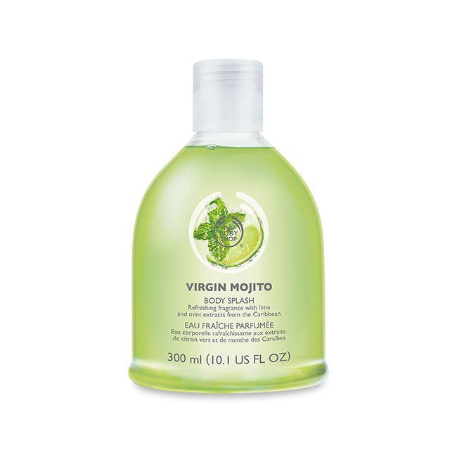 Virgin mojito body splash