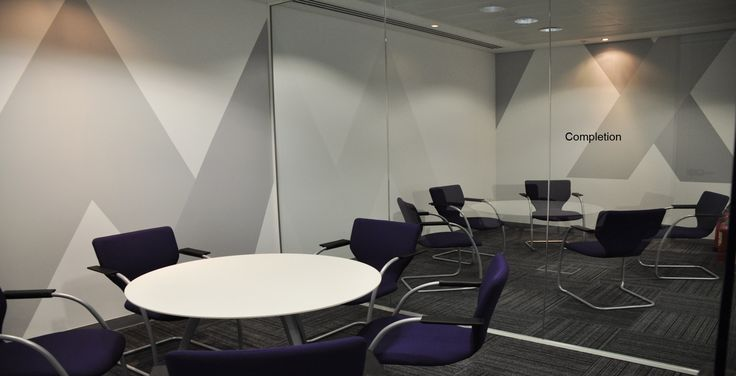 #Frame-less #Glass #partitions design GXI Group London