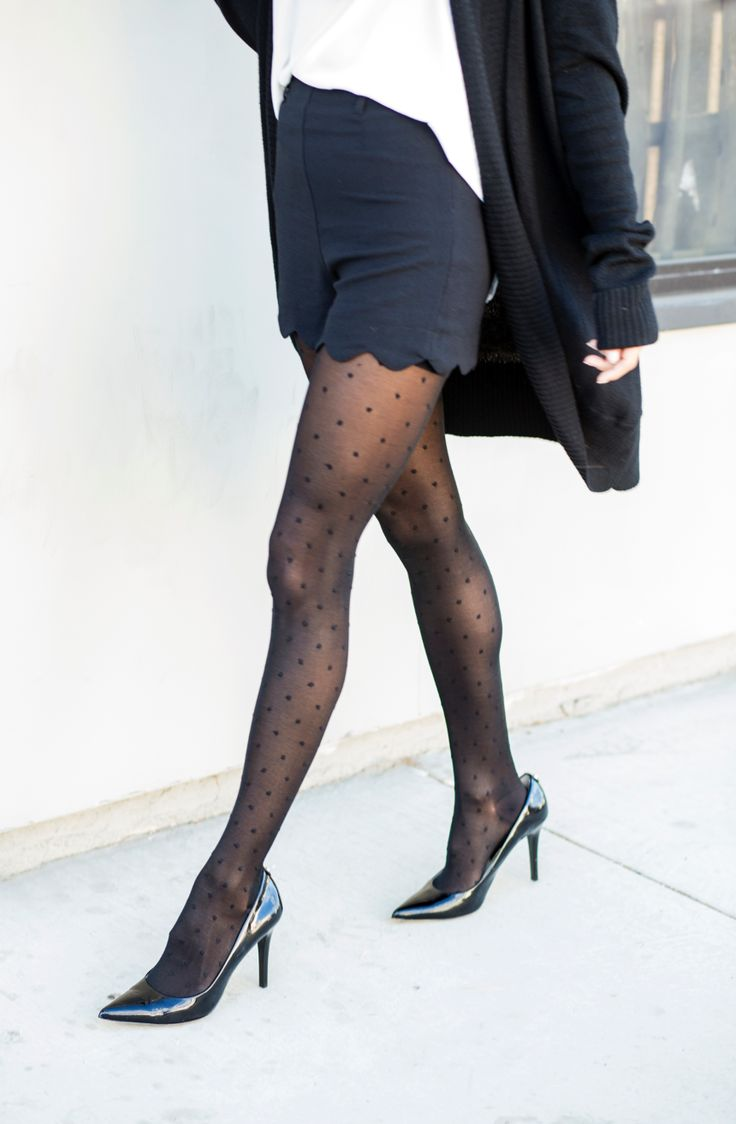 Kate swell of her hips pantyhose