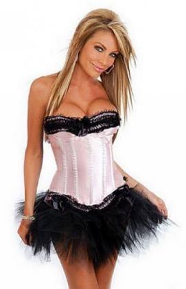 corset y faldita