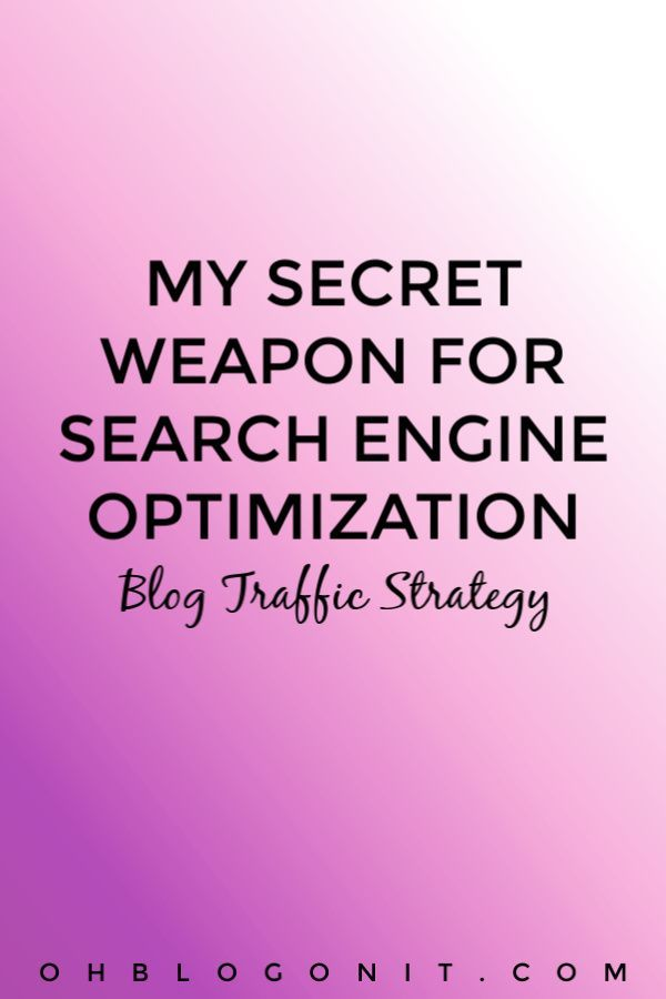 The word online is that most bloggers completely ignore SEO. Learning just the b…