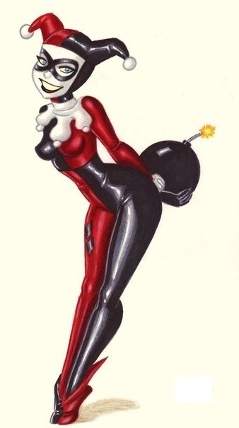 Quinn Drawing: Harley Quinn Easy Drawing - Google Search
