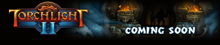due to a disappointing time with diablo3 this weekend, i gave torchlight a whirl and am now counting down to torchlight II - already the first game is excellent!