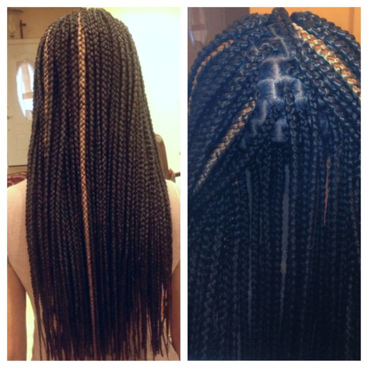 Long Box Braids Boxbraids Protectivestyles Hairstyles