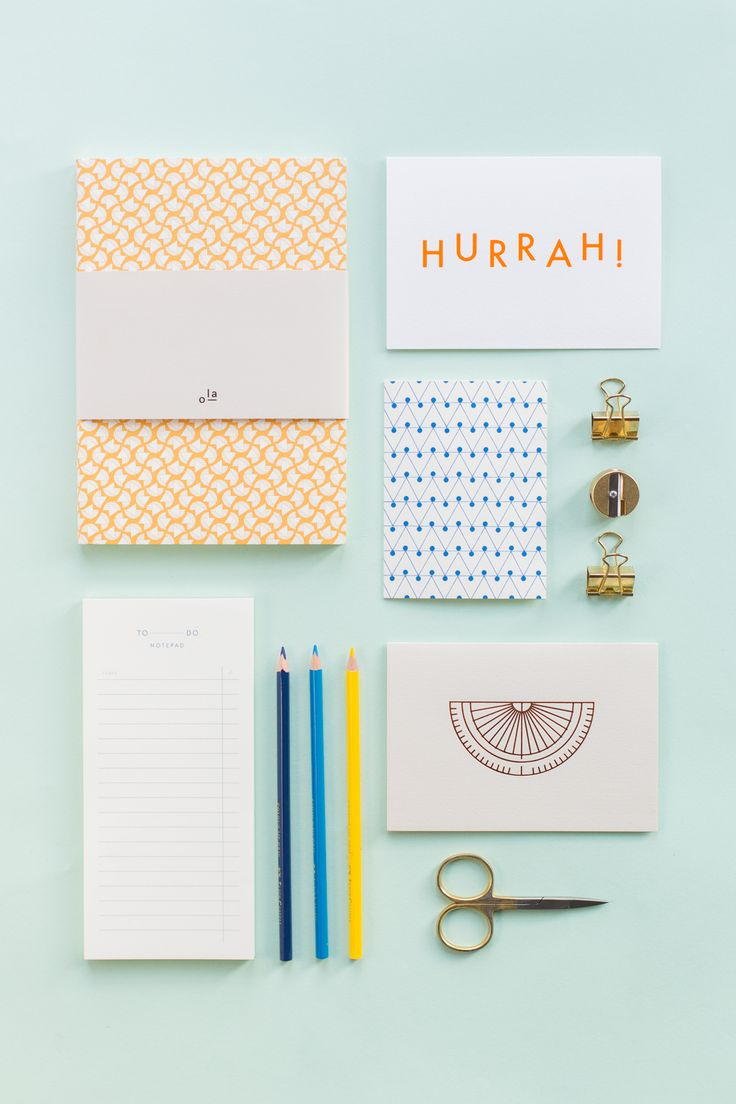 In honour of Stationery Week, I'm sharing a few independent brands that aren't Rifle Paper Co. Expect birthday cards, notebooks & bits to dress your desk.
