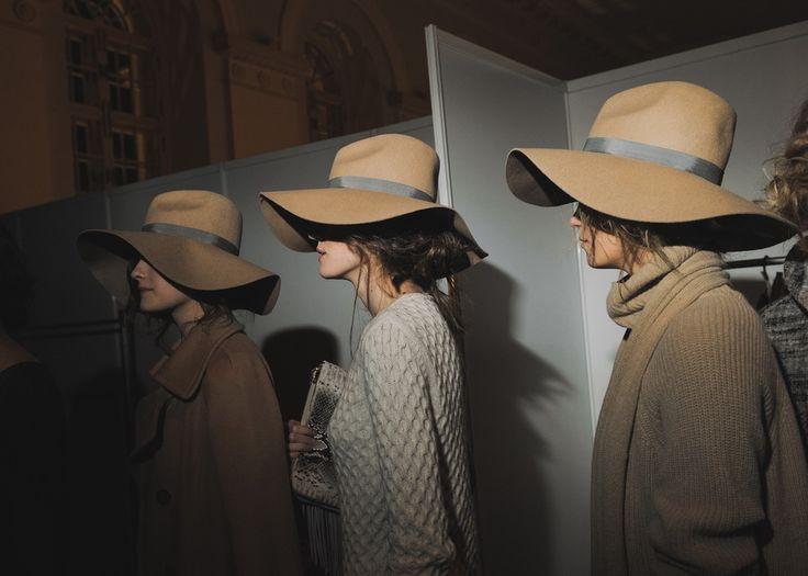 FASHION PEOPLE | Обзор третьего дня Mercedes-Benz Fashion Week Russia 2015