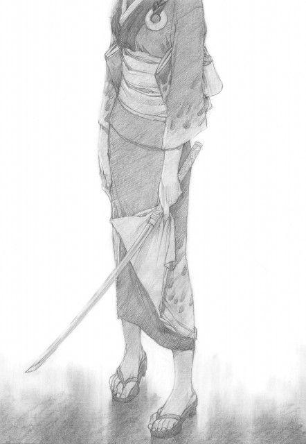 Hiroaki Samura, Blade of the Immortal, BotI Illustration Collection, Rin Asano