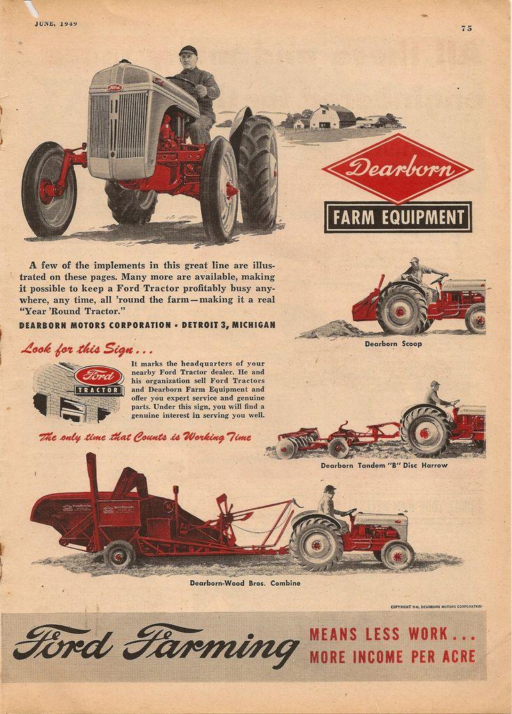 Ford Farming