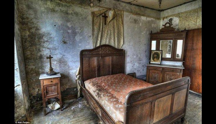 Una habitación intacta