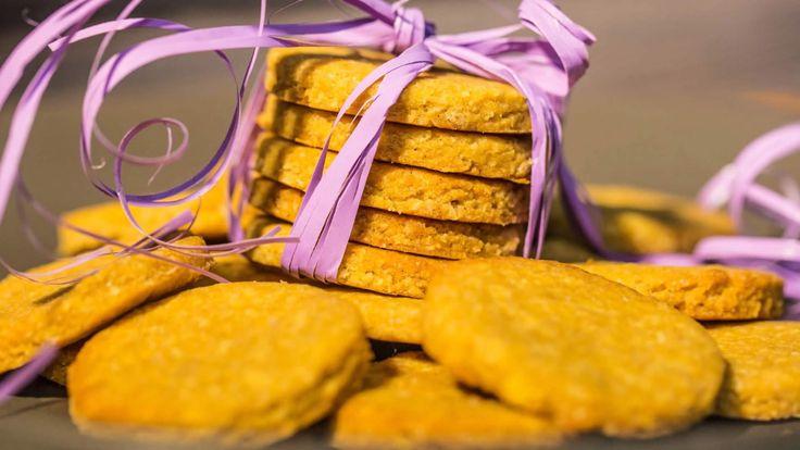 Foto Biscotti Vegani con Farina di Ceci – Senza Glutine