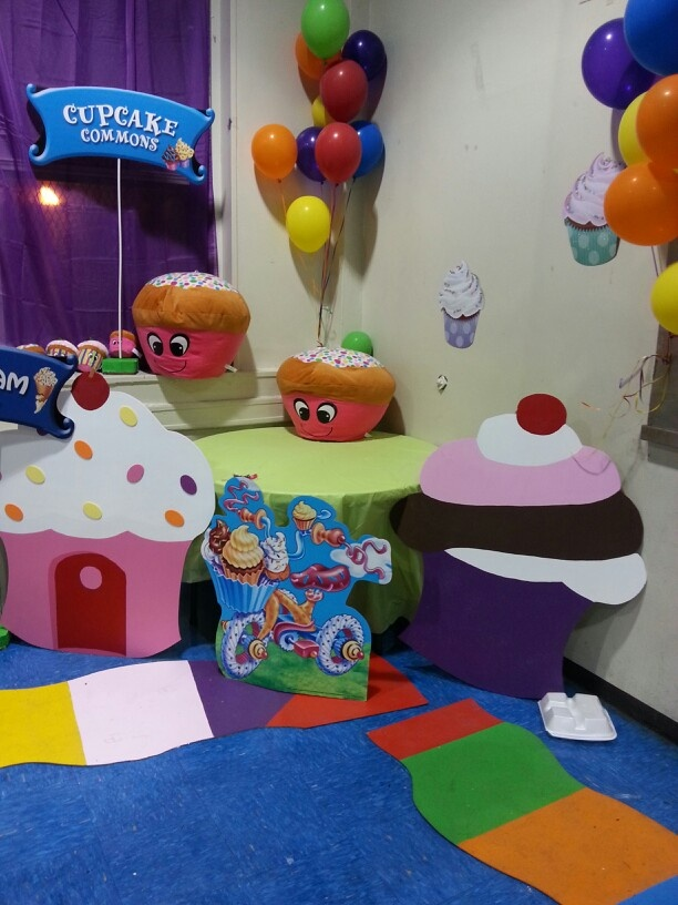 Classroom Decoration Ideas For Quinceaneras ~ Best candyland decorations images on pinterest