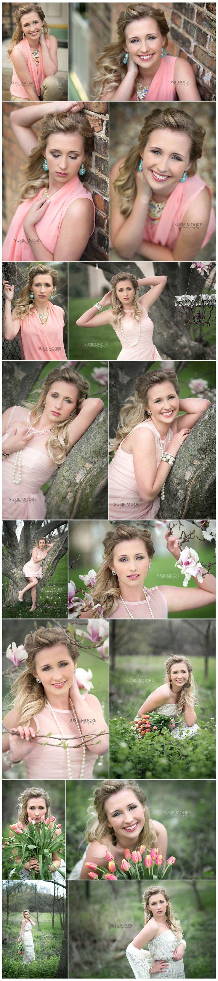 Susie Moore Photography | Lauren | Senior Girl