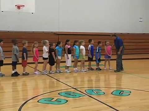 Physical Education Teacher: Grades K-2-LET'S GO HUNTING! walk walk walk, everybody walk-Bang...skip , skip skip, everybody walk-Bang...jog, slide, run...hop..galop, etc