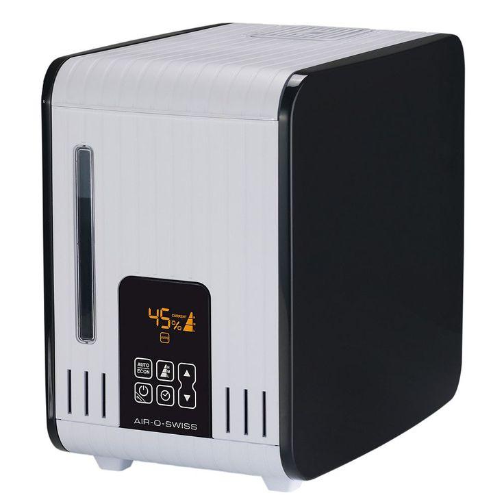 Boneco Air-O-Swiss S450 Steam Humidifier, Multicolor