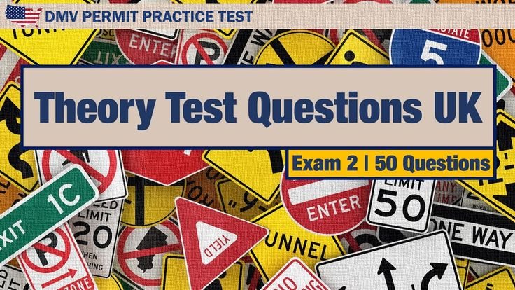 Theory Test Questions UK #2