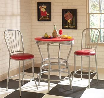 Soda Shop Table/Chairs | DIY Furniture | Pinterest | Pub Set And DIY  Furniture