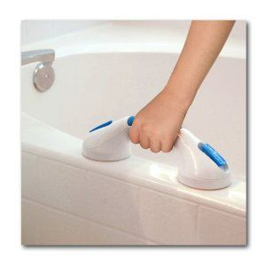 Astounding Bathroom Suction Grab Bars, Click Image For Detail.