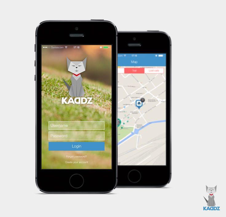 iPhone-App Design - www.kaddz.com