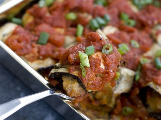 Eggplant parmesan, Eggplants and Parmesan on Pinterest
