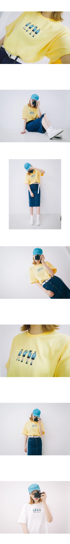 Have Women T (t375) - 韓国ファッション通販【 GIRLS RULE ガールズルール】