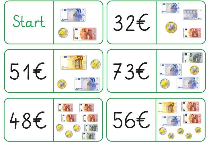 14 besten mathe rechnen mit geld bilder auf pinterest rechnen mit geld euro und mathematik. Black Bedroom Furniture Sets. Home Design Ideas