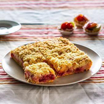 Placek jabłkowo-porzeczkowy   ● e-torty.pl - Cukiernia internetowa