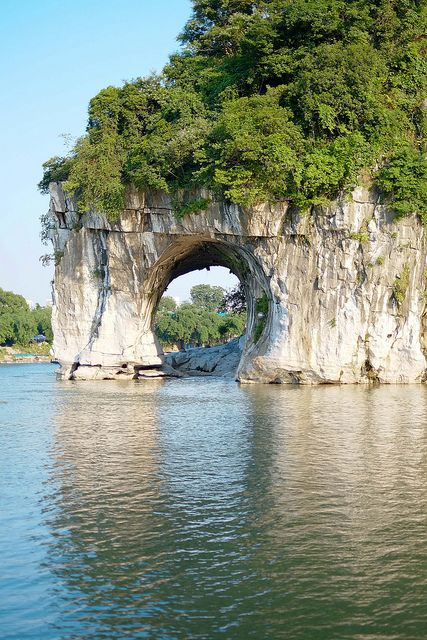 Elephant Trunk Hill, Guilin, China