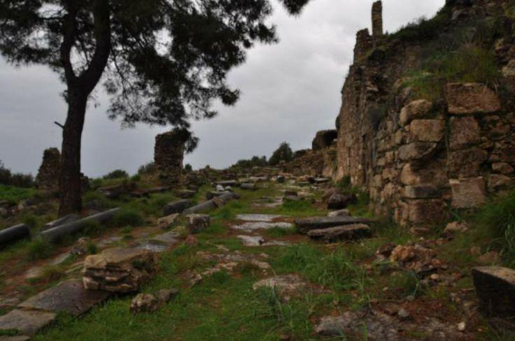 Syedra Antik Kent / Alanya / Türkiye
